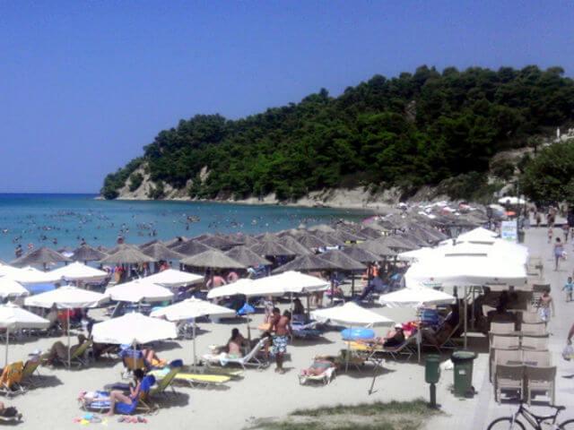 Siviri Beach Kassandra Halkidiki