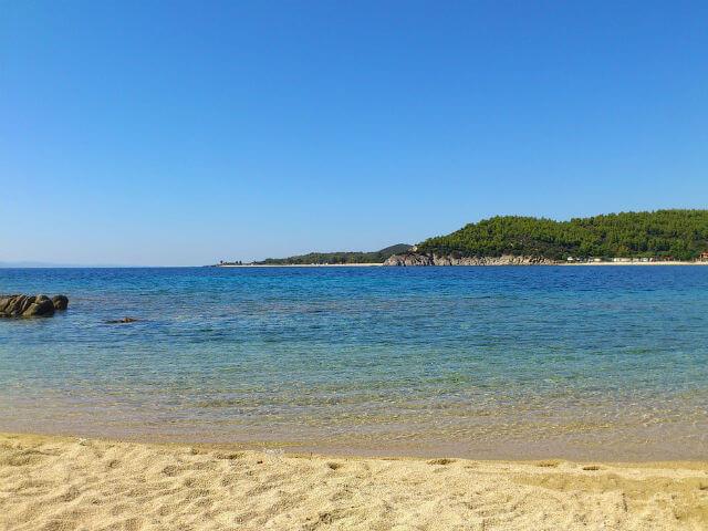Toroni Beach Sithonia Halkidiki