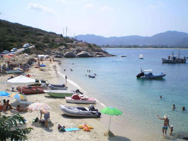 Tourkolimano Beach Sithonia Halkidiki