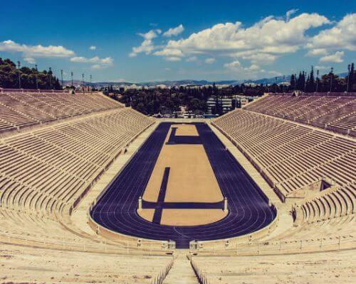 Ancient Stadium Athens