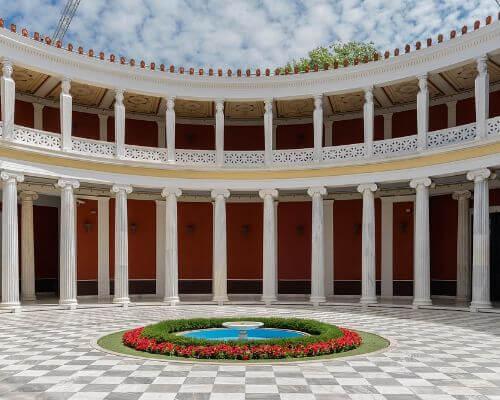 Athens Atrium