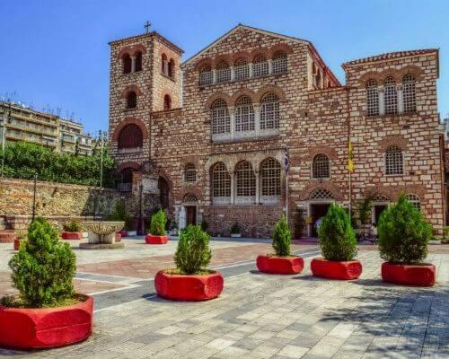 Church of Saint Demetrios | Thessaloniki