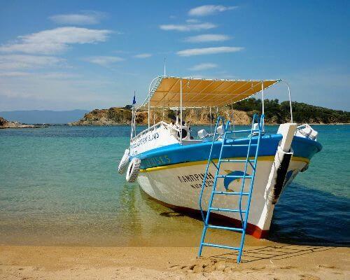 Euboea Boat