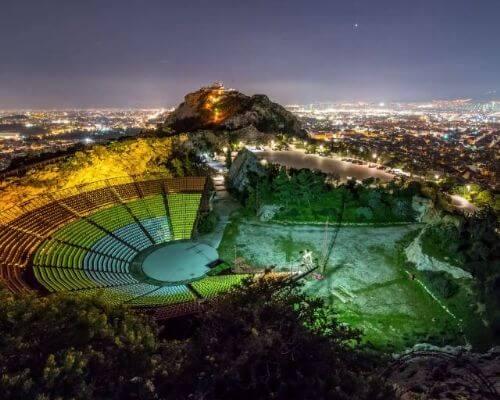 Lycabettus hill | Athens