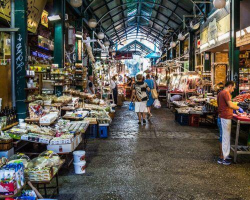 Market | Thessaloniki