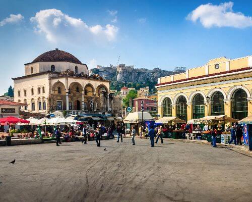 Monastiraki Square | Athens