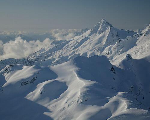 Mount Pelion Winter
