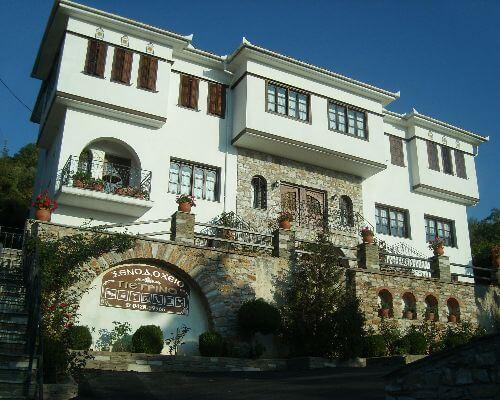 Pelion mansion