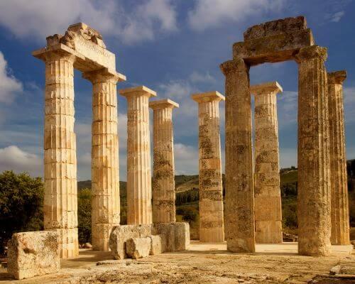 Temple of Zeus Nemea