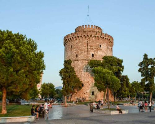 White Tower | Thessaloniki