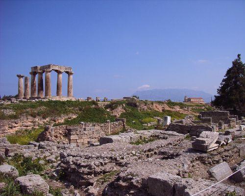 Ancient Kefalonia