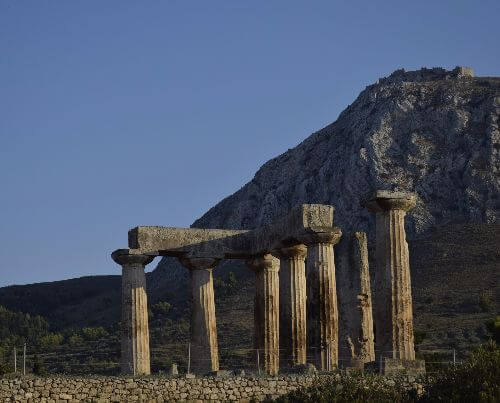 Corinth Temple