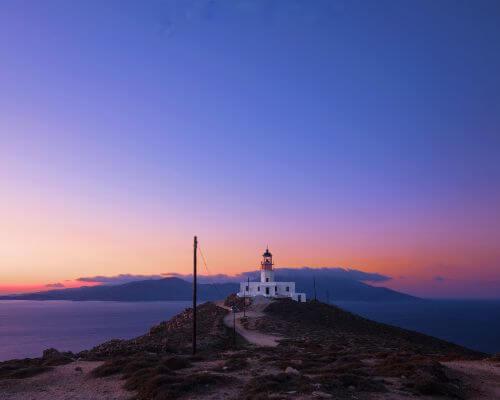 Lighthouse Mykonos