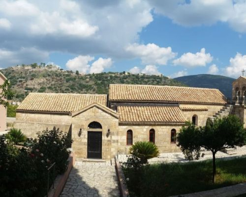 Monastery of Agios Andreas Milapidias