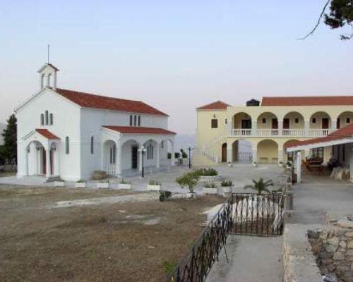 Monastery of Virgin Mary of Themata