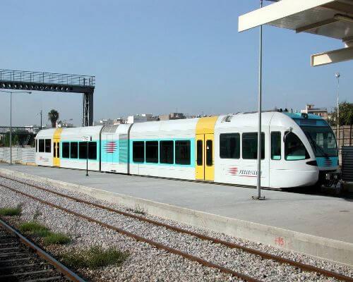 Proastiakos Train
