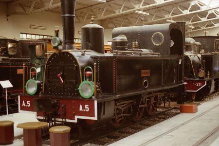Railway Museum Athens