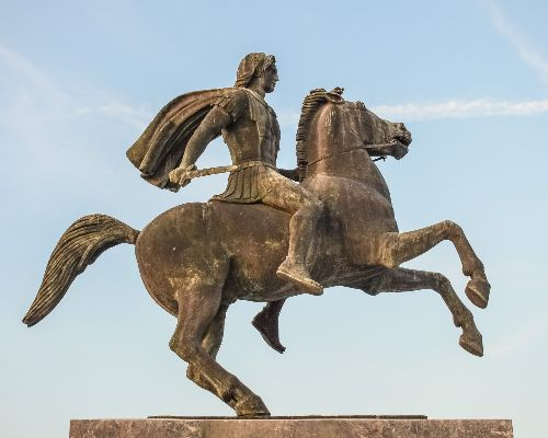 Alexander the Great Monument