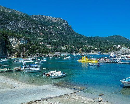Paleokastritsa | Paleokastritsa | Angelokastro | Paleokastritsa beach | Paleokastritsa weather | Paleokastritsa monastery | Porto Timoni beach