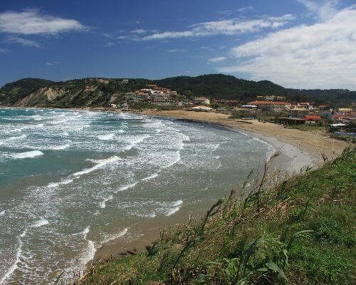 San Stefanos Beach