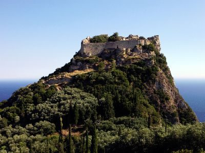 Angelokastro Castle - Αγγελόκαστρο