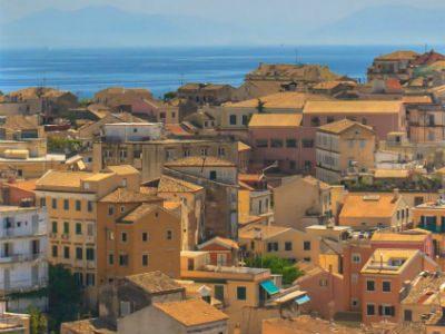 Corfu - 科孚島 - Corfu Island - Κέρκυρα - Korfu - קורפו - कोर्फू - コルフ - Корфу - Krf - Крф