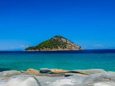Thassos Greece Islands