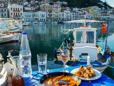 Greek Food - Greek cuisine - Greek Dishes and Recipes - Ελληνικό φαγητό - Greckie jedzenie - Comida grega - Comida griega - Nourriture grecque - Cibo greco - Griechisches Essen - Mâncare grecească - Греческая кухня